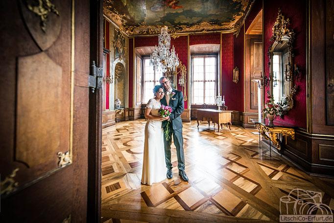 Hochzeit in Rudolstadt