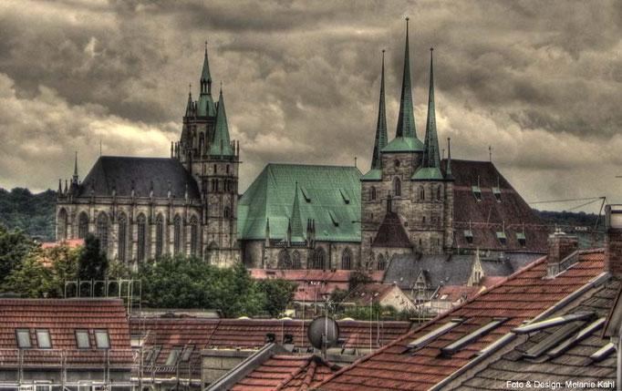 St. Marien-Dom und Severi-Kirche Erfurt