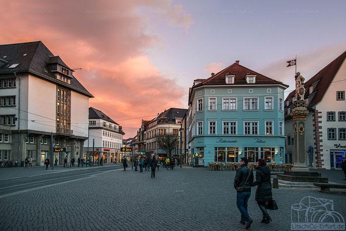 Fischmarkt, Erfurt