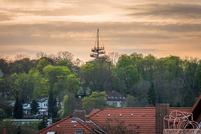 Aussichtsturm auf der EGA, Erfurt
