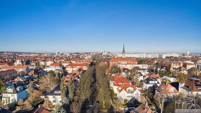 Erfurt Panorama