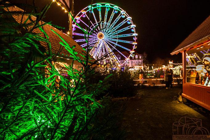 Märchenwald, Erfurter Weihnachtsmarkt
