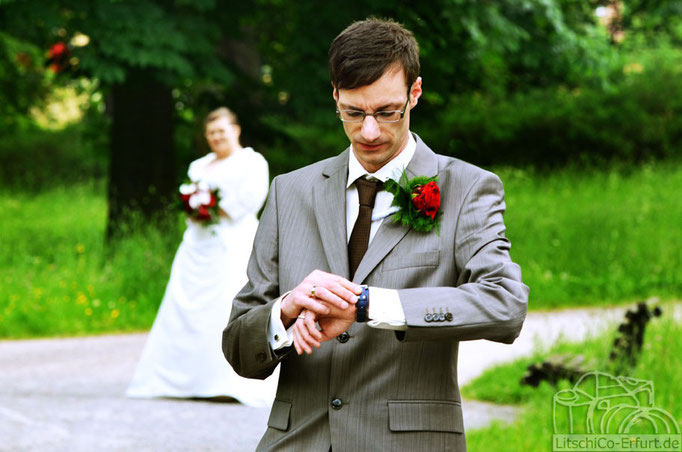 Hochzeit in Meiningen