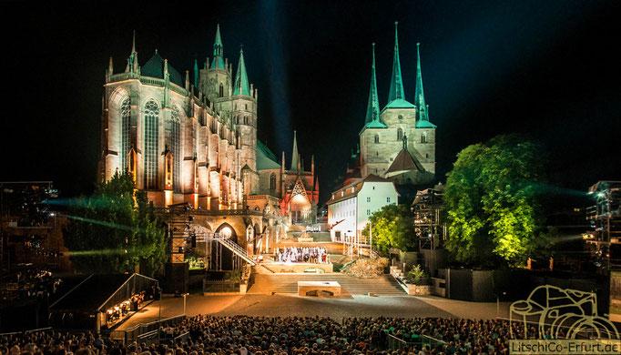 Domstufenfestspiele 2014 in Erfurt I Jedermann