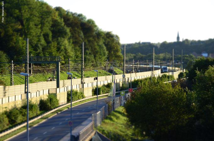 Blick Richtung Hochheim