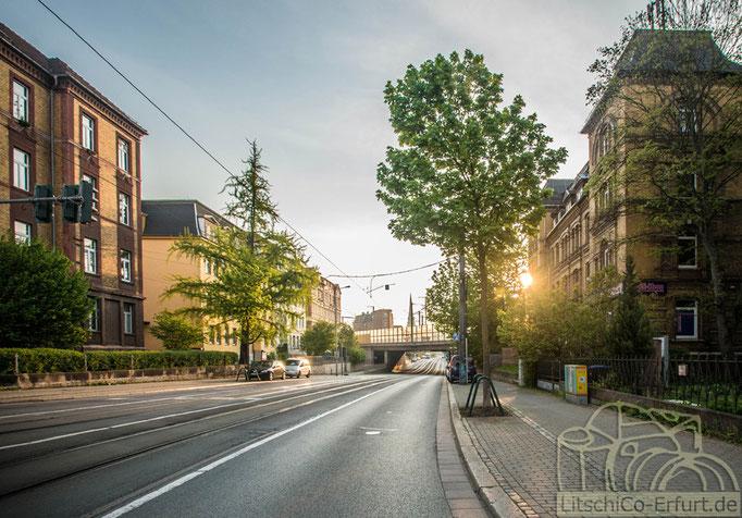 Schillerstraße, Erfurt