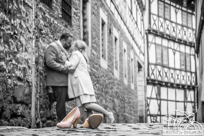 Hochzeit in Erfurt