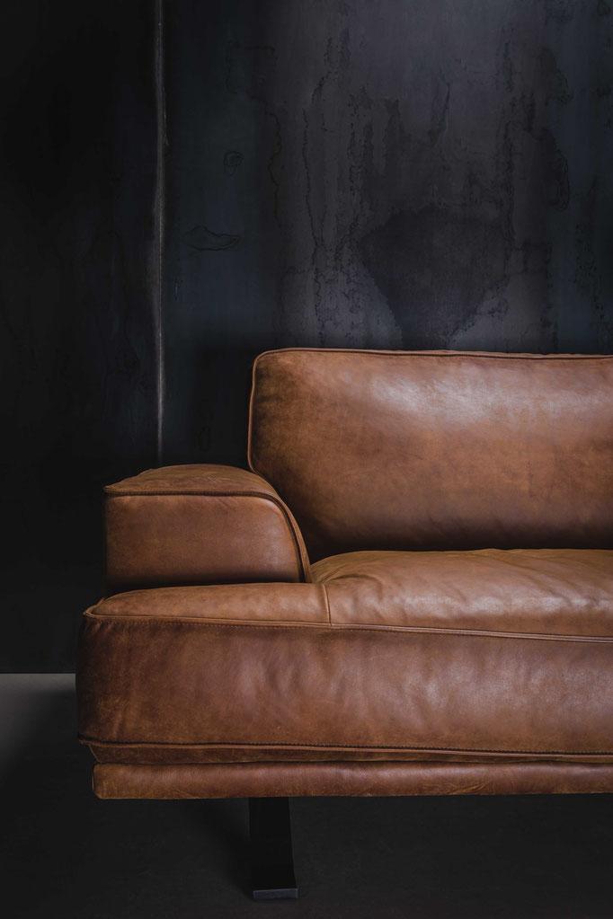 MÖBELLOFT Vintage Sofa MAYBACH zur freien Konfiguration