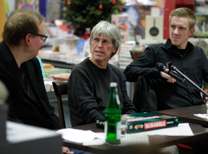 Theodor Kardel - der Lehrer aus Borchen ist deutscher Vizemeister im Scrabble
