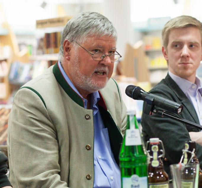 Dr. Michael Wittig - war Mönch in Wien und dann Angestellten und Vater in Paderborn