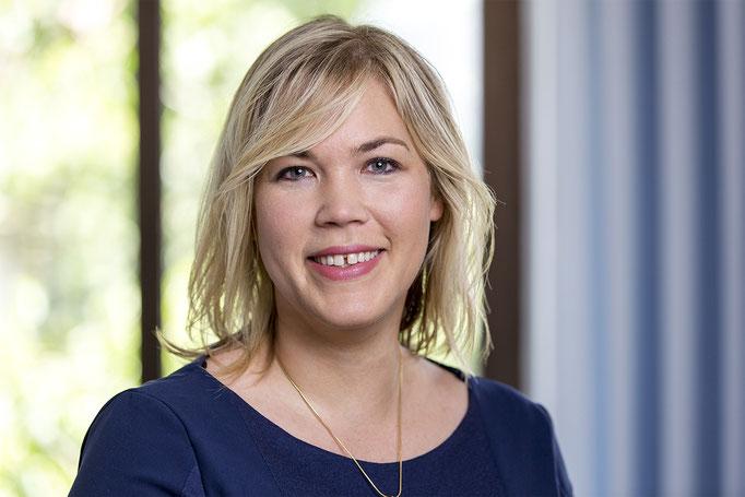 Stephanie Risse aus Paderborn - die Anwältin ist Deutschlands einzige weibliche zertifizierte Nachlasspflegerin.