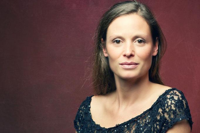 Ina Siedlaczek aus Paderborn - die hauptberufliche Sopranistin gibt europaweit Konzerte.
