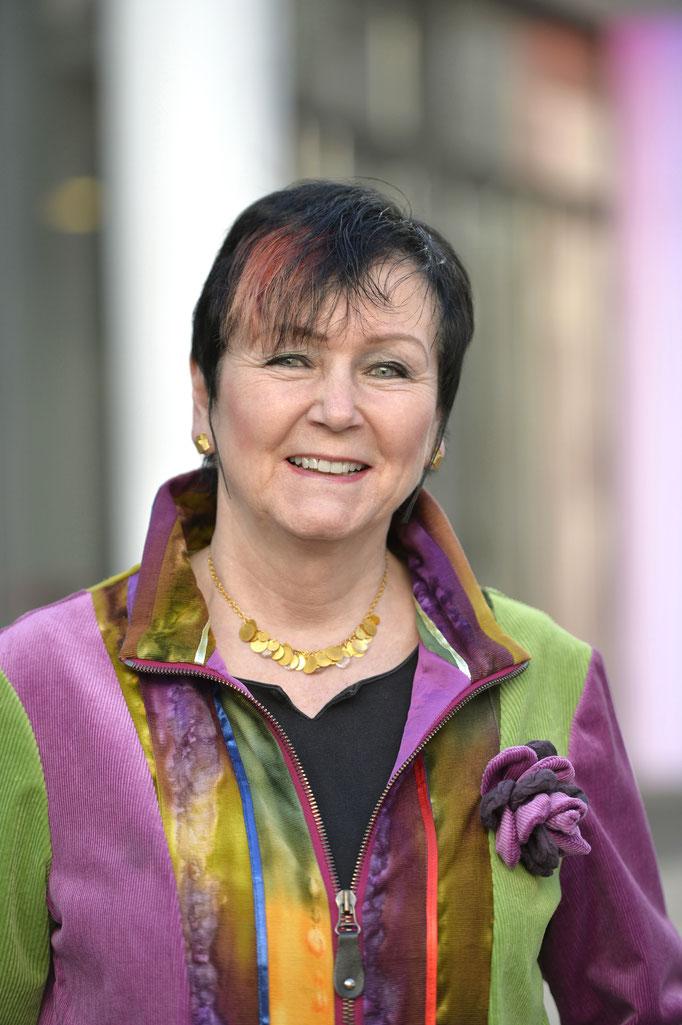 Sigrid Tenge-Erb - die Paderbornerin war jahrelang Lehrerin an einer Schule in Shanghai