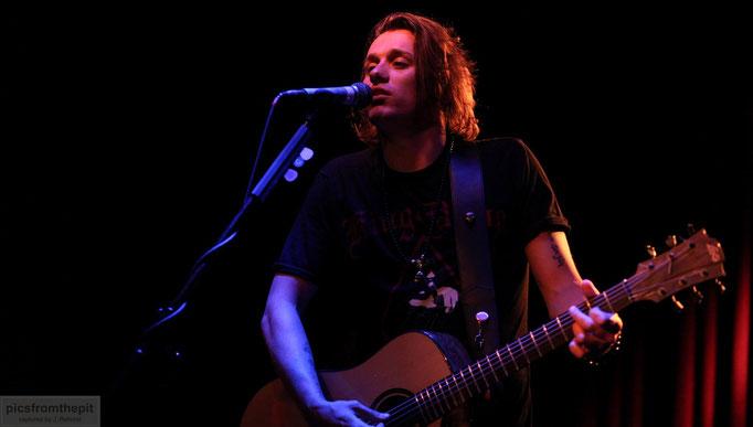 Sebastian Dracu - Paderborner Student und 2015 Deutschlands bester Gitarrist. (Fotorechte: pics from the pit)