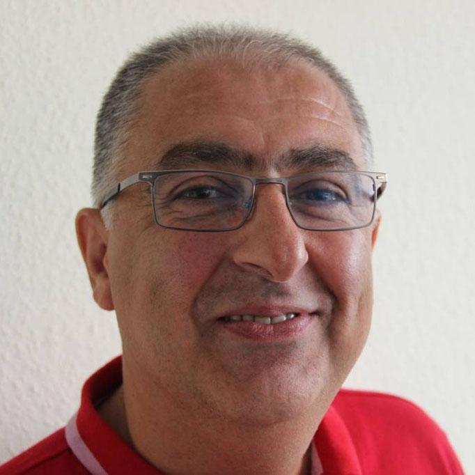 Reza Taheri - Postbote aus Paderborn-Dahl und BBC-Moderator vor bis zu 20 Millionen Zuschauern und ehemaliger Fernsehstar in Iran.