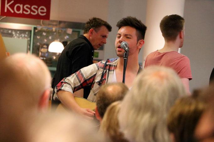 Thommy Rosenkranz - der Paderborner ist als Musiker bundesweit unterwegs