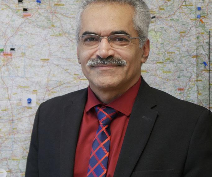 Mehrdad Sepehri Fard - der Paderborner wurde im Iran zum Tode verurteilt, weil er für den Islam missionieren sollte, dann aber selbst zum Christ wurde