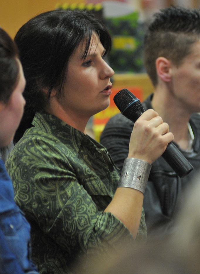 Tatjana Bartsch - die Tatortreinigerin säubert Wohnungen, in denen noch Leichen liegen