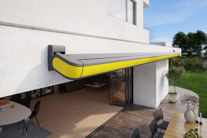 Markilux MX-3 yellow, gelb