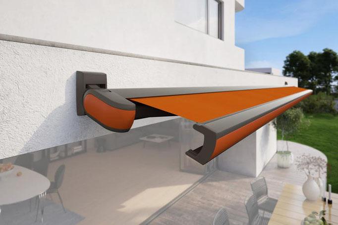 Markilux MX-3 orange