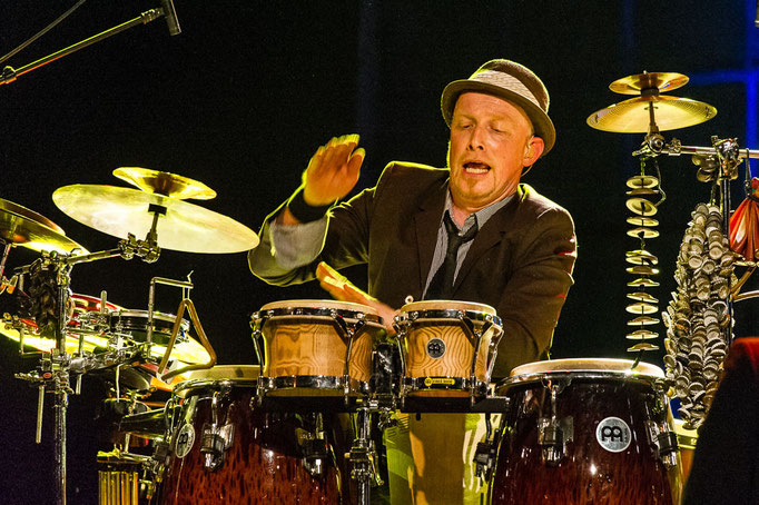 "Roland Peil - 24. Internationales Jazzfestival Sankt Ingbert ""Experience"""