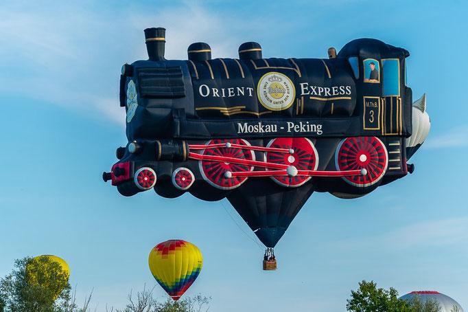 Heißluftballon & Drachenfestival in Bliesbruck-Reinheim