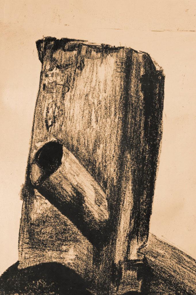Durchdringung, Offset-Lithografie, 1984