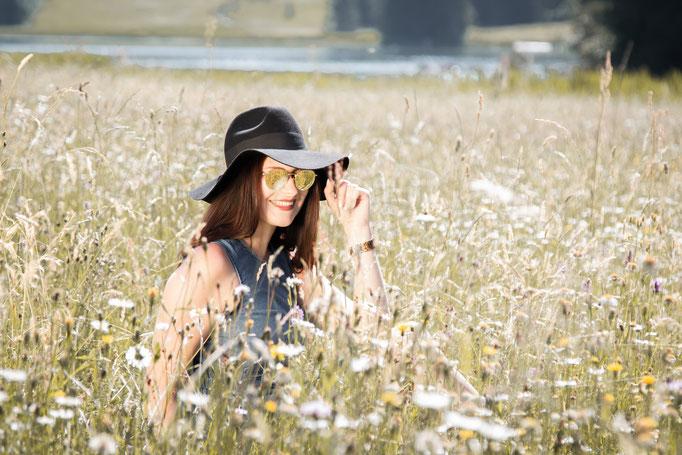 Fotoshooting Einzelporträt