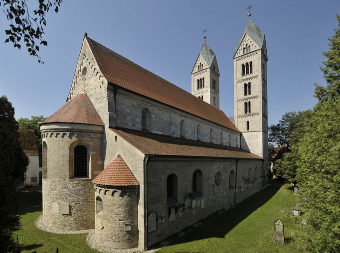 St. Peter, Foto: Stadt Straubing - Tourismus und Stadtmarketing