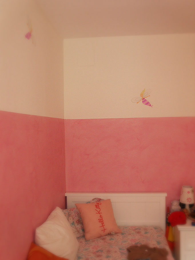 Precio pintar habitacio en  l´eixample- Pintores Barcelona pintors