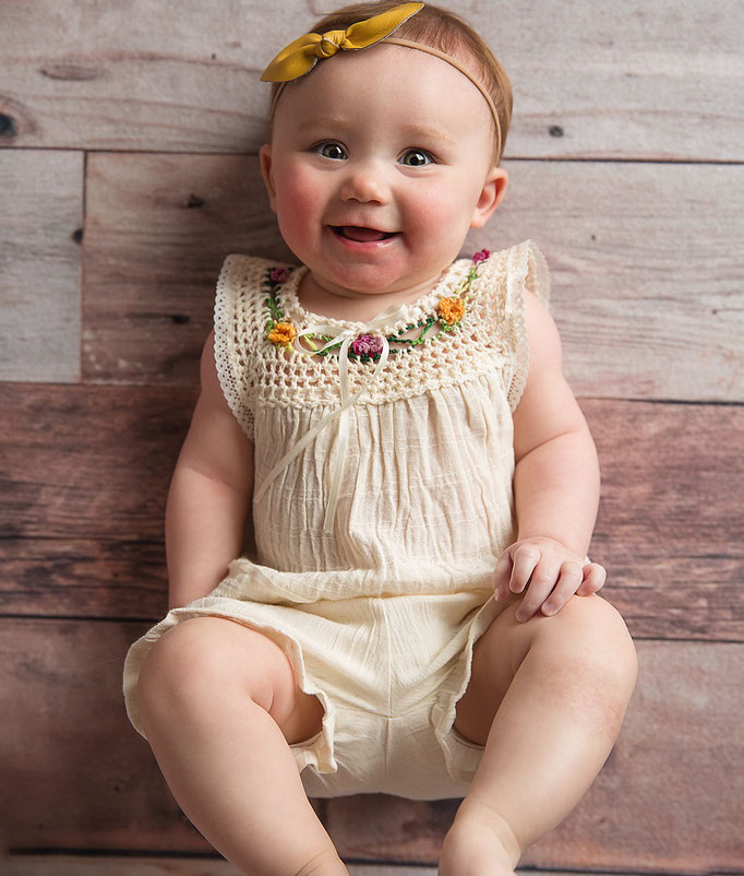 Natural Little Cotton Dress