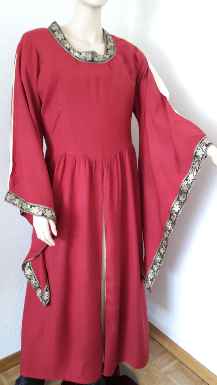Mittelalter Kleid Gr.XL, Fr.38.-