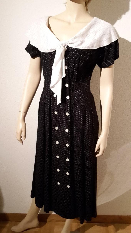 50/60er Jahre Damenkleid,Gr.ca 36/38, Fr. 37.-