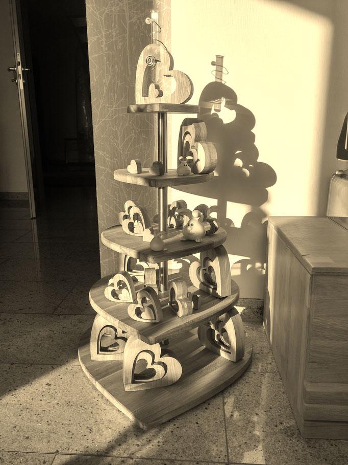 Tortenständer Cupcake / kreativ-fraesen