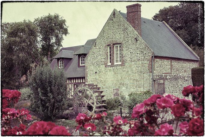 Veules les Roses - Haute Normandie © Nicolas GIRAUD
