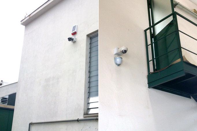 Master srl - Impianti elettrici - Milano - VIDEOSORVEGLIANZA