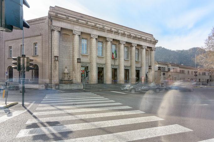 Bahnhof in Bozen - Bozen Architektur - Südtirol Architektur