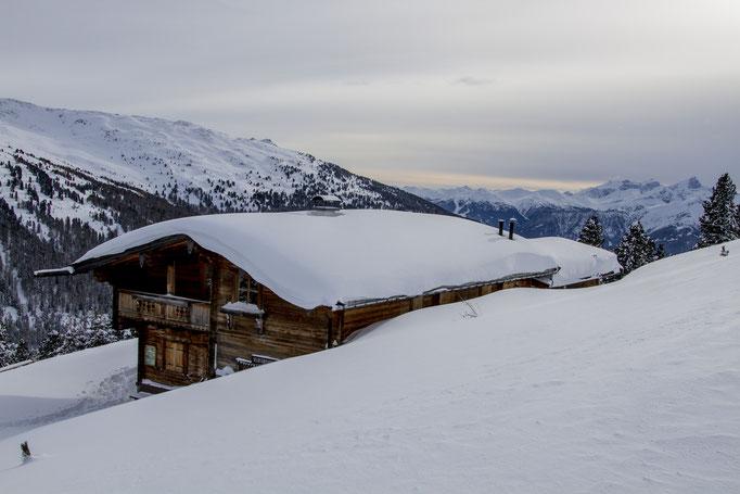 Boscheben im Winter