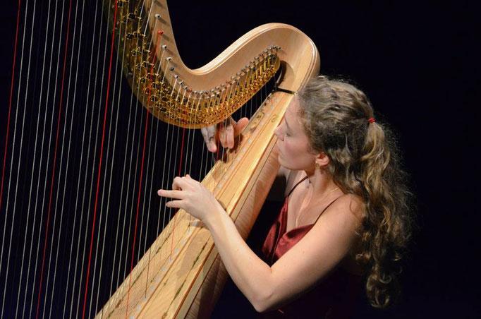 Concours international de harpe Lily Laskine, 2014