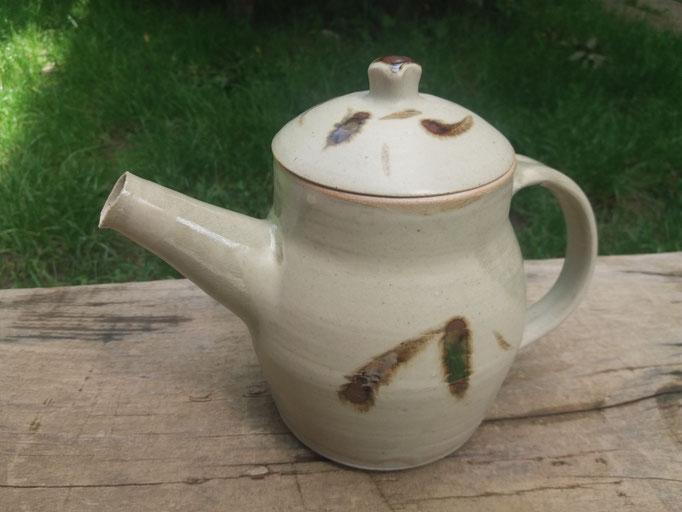 Teekanne Eisendekor
