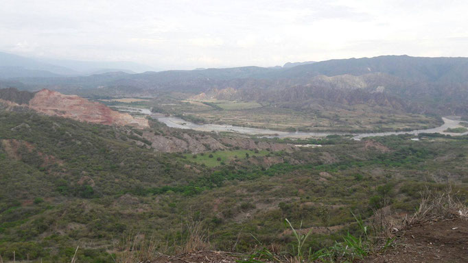 Panorámica Rio Magdalena