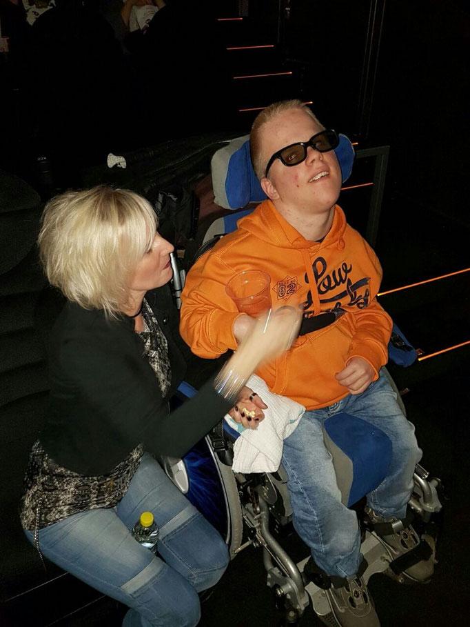 Im 3D-Kino