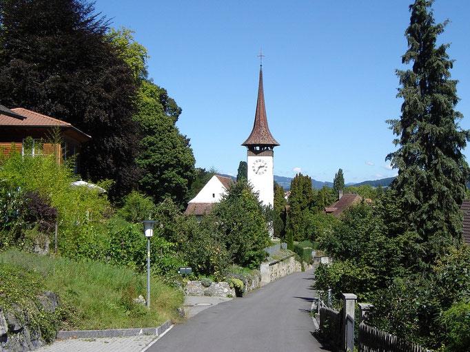 D'Chiuche vo Gerzesee