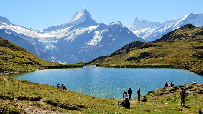 Grindelwald First - Faulhorn