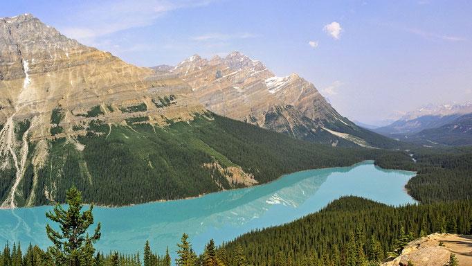 Canada - Jasper - Banff Nationalparcs