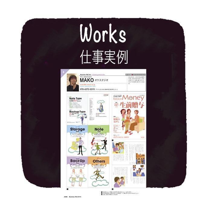Works  仕事実例