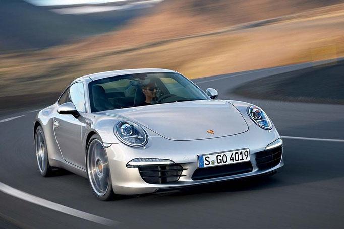 Uwe Mansshardt/ Porsche 991