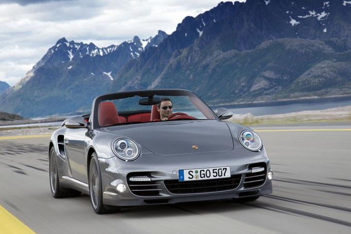 Uwe Mansshardt/ Porsche 911 turbo