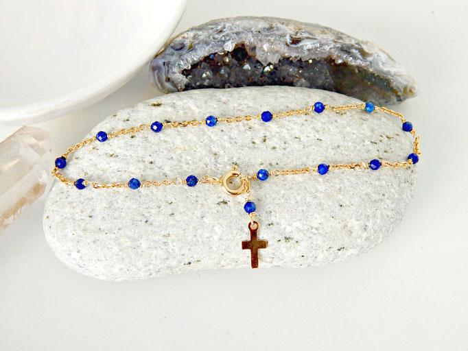 bracelet minimaliste avec breloque ou médaille miraculeuse