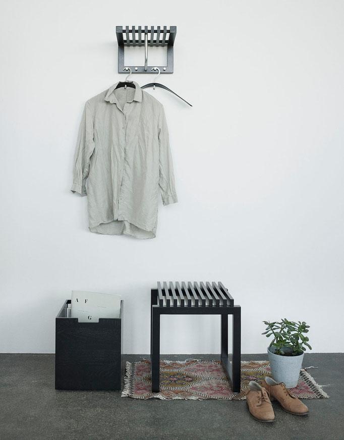 Cutter - Möbelserie in schwarz, €275, €145